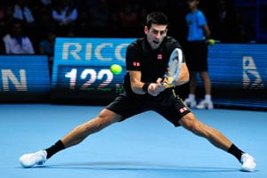 Novak Djokovic downs Juan Martin del Potro to reach final of the ATP World Tour