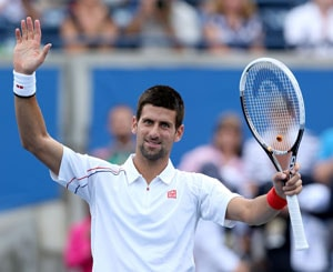 Novak Djokovic scrapes through to Rogers Cup semis