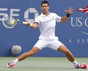 Djokovic wards off an upset bid