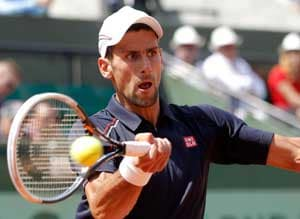 Novak Djokovic into French Open third round