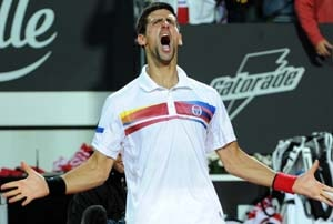 Djokovic's 37-0 start changes French Open dynamic
