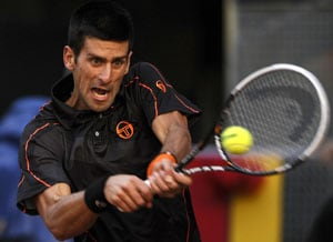 Final on Monday leaves Djokovic upset