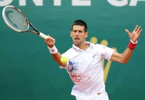 Djokovic destroys Seppi in opening clay win