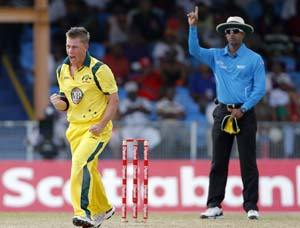Doherty helps Australia to 64-run win against West Indies