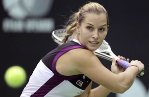 Cibulkova, Wickmayer crash out in Quebec