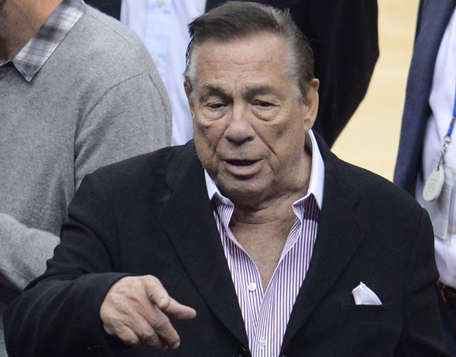 NBA: Donald Sterling Says He's Sorry For Racist Remarks