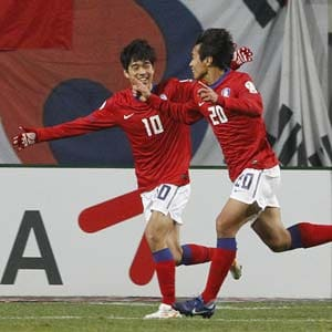South Korea progress in World Cup qualifying