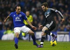 Donovan picked as Everton