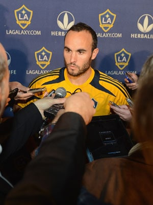 Landon Donovan to return to LA Galaxy for MLS season