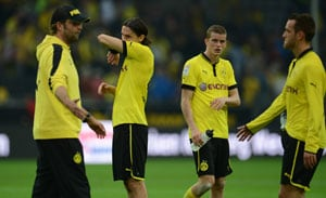 Borussia Dortmund must improve for Real Madrid clash, says coach