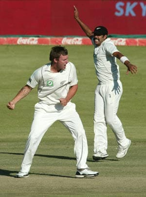 'No fear of Australia at all' - Bracewell
