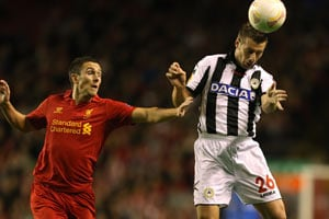 Liverpool's Downing hits back at boss Rodgers
