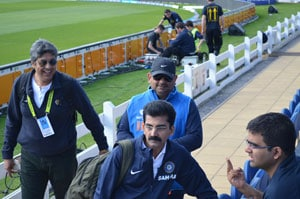 ICC Champions Trophy: Indian team's policy is to keep media at bay!