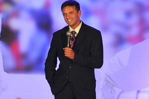 Sons are now Rahul Dravid's critics