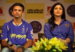 Dravid to be captain, coach and mentor for Royals: Kundra