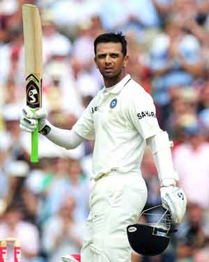 Rahul Dravid to be felicitated by BCCI today
