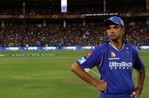 IPL 6: Rahul Dravid looks for improvement in Rajasthan Royals' away fortunes