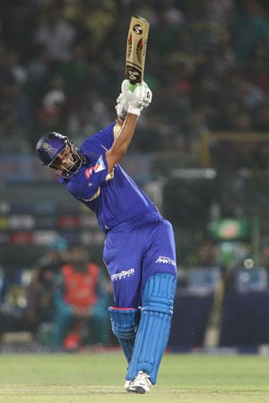 IPL 2013: Home record intact as Rajasthan Royals defeat Pune Warriors in a thriller