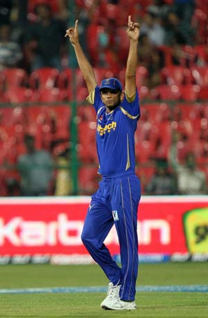 Rahul Dravid: This legend can now dance up a storm!