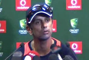 Rahul Dravid denies reports of rift in Team India