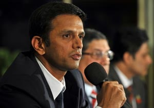 Full Text: Rahul Dravid's retirement speech
