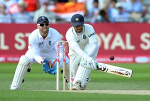 Rahul Dravid first No. 3 batsman to score 10,000 runs