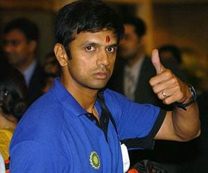Rahul Dravid to play T20 tournament for MCC in Dubai