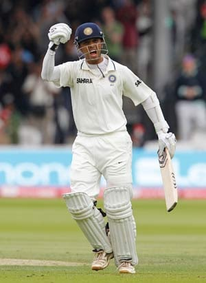 Dravid, the wall that still stands tall