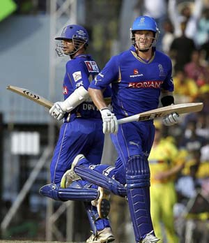 Rajasthan Royals' Shane Watson has plans to beat Mumbai Indians in their own backyard