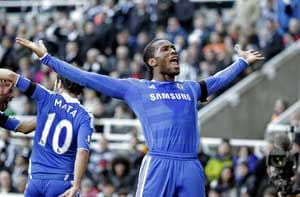 Chelsea thrash Newcastle United 3-0