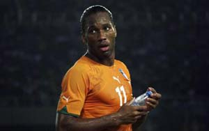 Drogba part of Ivory Coast's new reconciliation commission