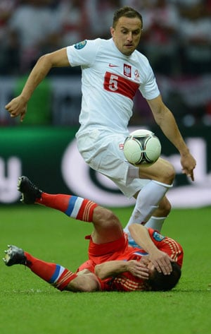 Euro 2012: Dariusz Dudka aims to be on form to face Czechs