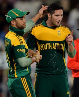 Pakistan vs South Africa stats: Wayne Parnell's career-best overshadows Saeed Ajmal's feat