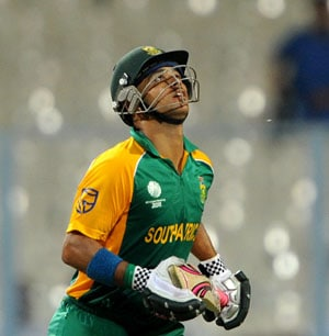 South Africa 'comfortable' after early successes: Duminy