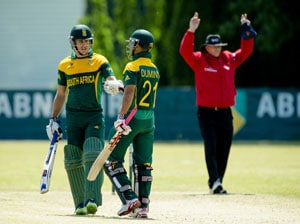 JP Duminy's 150 sets up 84-run win for South Africa over Netherlands