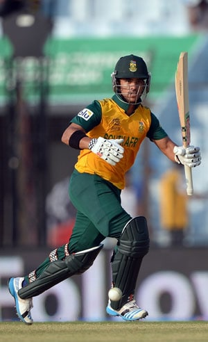 World Twenty20: Indian spinners South Africa's biggest enemy, says Duminy