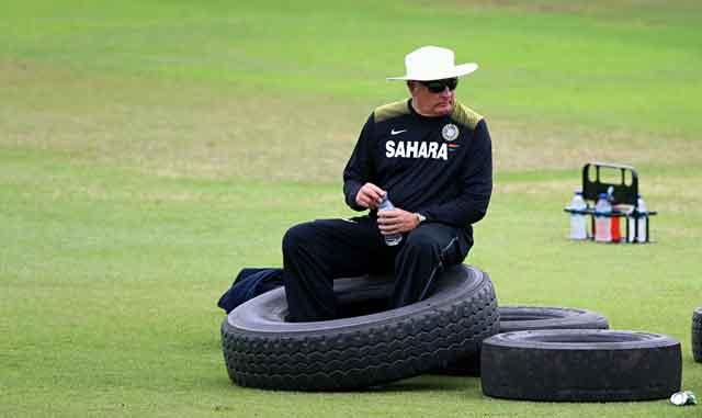 ICC Twenty20 World Cup: Duncan Fletcher joins Team India in Bangladesh