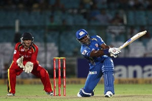 CLT20: As it happened - Mumbai Indians beat Highveld Lions by 7 wickets