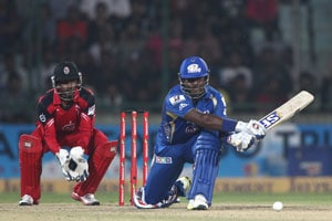 CLT20: As it happened - Mumbai Indians beat Trinidad & Tobago by 6 wickets to enter final