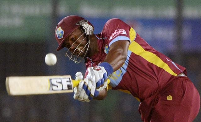 ICC World Twenty20: Dwayne Smith, Samuel Badree help West Indies crush Bangladesh by 73 runs