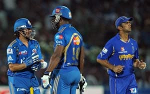 IPL 5: Mumbai tear Rajasthan apart with a 10-wicket win