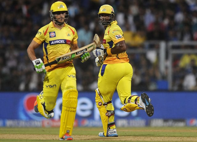 IPL 7 MI vs CSK, Highlights: Dwayne Smith, MS Dhoni Help Chennai Super Kings Claim Thriller Over Mumbai Indians