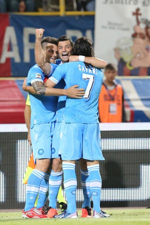Champions League for Napoli, Inter miss out on Europe