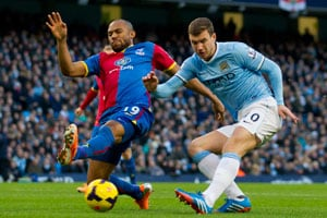 EPL: Manchester City, Manchester United scrape to 1-0 wins against Palace and Norwich respectively