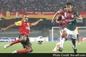 I-League: Mohun Bagan hold East Bengal 1-1 in last derby