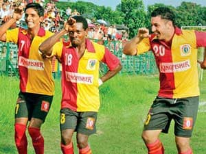 East Bengal crowned Kolkata League Champions for a record 34th time