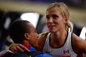 Medals in hand, Ashton and Theisen Eaton can concentrate on honeymoon now