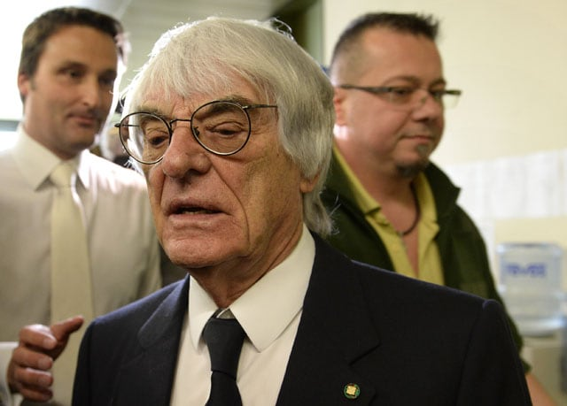 Formula One boss Bernie Ecclestone faces massive penalty as bribery trial begins in Germany