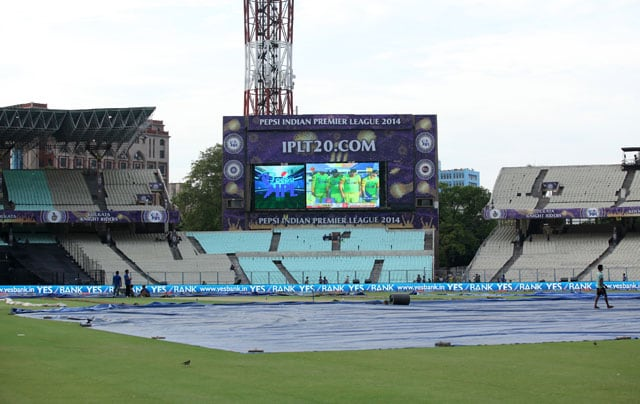 How Rain Can Spoil Ipl Party For Kolkata Knight Riders Against Kings Xi Punjab