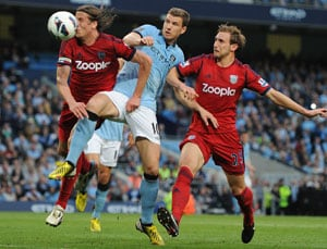 EPL: Manchester City beat West Bromwich Albion 1-0, qualify for Champions League
